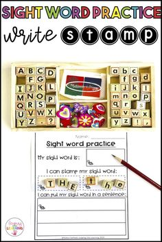 "Sight Words For Kindergarten are always a great debate and anxiety for many teachers and parents. How will I get my students to know these? Are my kids behind if they aren't ""catching on""? What's the best way to teach sight words? For me, it's always been connecting sight words through phonological awareness and phonics activities!    #phonologicalawareness #phonics #sightwordactivitiesforkindergarten #sightwords #frywords #dolchwords"