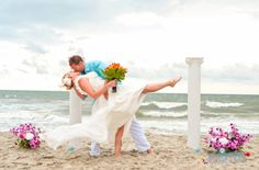 Vow Renewal in Myrtle Beach, South Carolina www.myzticphotos.com #CoastalWeddingsandEvents #VowRenewal #wedding #weddingmyrtlebeach