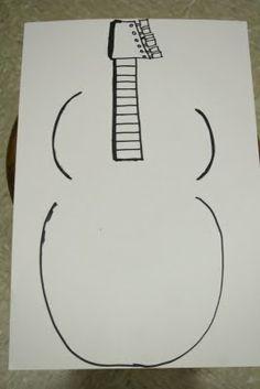 """smART Class: """"Art Rocks"""" Guitars"""