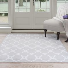 Liven up your living space with the Lavish Home Lattice Area Rug. Cover up any blemishes in your carpet or make your hardwood floors feel cozy with the soft and luxurious feel of an area rug. Classic Furniture, Furniture Styles, Furniture Plans, Furniture Websites, Furniture Dolly, Office Furniture, Bedroom Furniture, Pantone, Windsor Homes