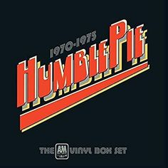 Humble Pie - The A&M 1970-1975