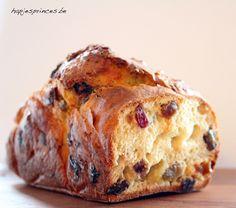 gezond brood met rozijnen