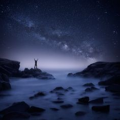 Midnight Blue by Patrick Zephyr Photography on 500px