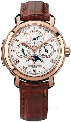 Vacheron Constantin Watches Malte Minute Repeater Perpetual Calendar $440,000