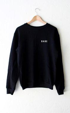 0cf9d27ecb Description - Size Guide Details  oversized crew neck sweatshirt in black.  Fabric   Care  Cotton