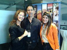 Gladys, Enrique, Andrea Preventa Ars 2014