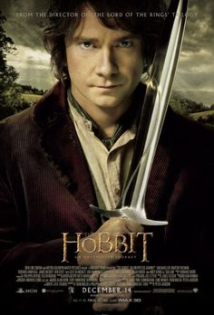 Can't wait for the Hobbit!
