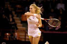 Kristina Mladenovic - Fed Cup 2013