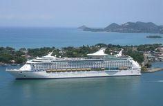 Adventure of the Seas #travel #cruising