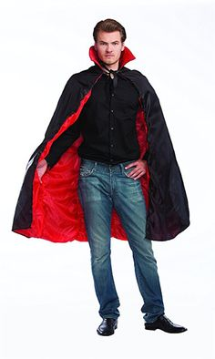 Coffin Cape Costumes for Halloween