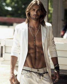 Oh my....Theo Theodoridis Greek Model