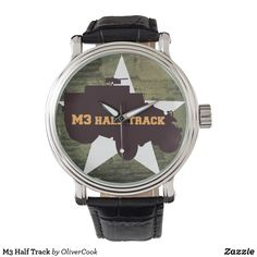 Shop Zazzle's selection of Military watches & choose your favourite design from thousands of spectacular options. Track, Military, Watches, Accessories, Runway, Wristwatches, Truck, Clocks, Running