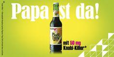 Papa Türk - Bleib lecker. Limonade mit Minzgeschmack, die den üblen Knoblauchgeruch nach dem Döner essen vertreiben soll. Getränk sollte Standard in allen Kantine.n werden - jedenfalls in Berlin, wie ich finde.    http://www.papatuerk.de/