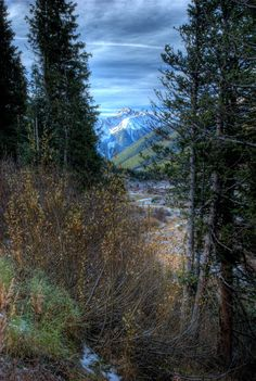San Juan Mountains - Colorado