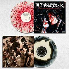 New vinyl (nuevo disco De vinilo)