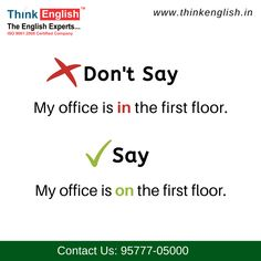 ThinkEnglish offers the best IELTS Coaching in Chandigarh Mohali under affordable fees. Join the best IELTS Coaching, Spoken English Classes in Chandigarh. English Conversation Learning, English Learning Spoken, Learn English Grammar, English Idioms, English Language Learning, English Phrases, Learn English Words, Essay Writing Skills, English Writing Skills