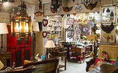 Artes de Mexico Shop in San Miguel de Allende