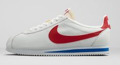 Nike Classic Cortez White/Varsity Red-Varsity Royal Official Images Forest Gump