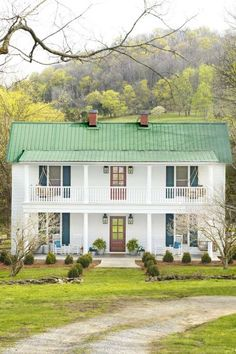 Tennessee Farmhouse