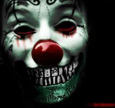 126 Mejores Imágenes De Payasos Locos Clowns Evil Clowns Y Demons