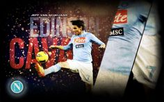 Edinson Cavani 2012-2013 Napoli HD Best Wallpapers