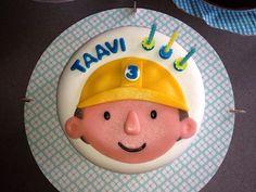 Bob de Bouwer taart