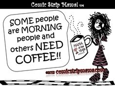 I only tolerate Mornings because there is C<3FFEE...