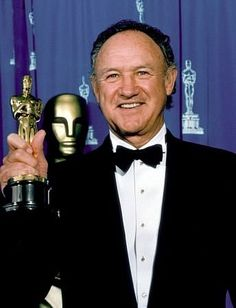 Image result for gene hackman oscar