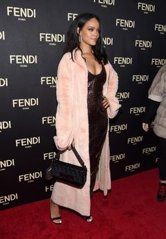 Rihanna Photos - FENDI Celebrates The Opening Of The New York Flagship Store - Cocktails - Zimbio