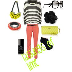Lashings of lime, created by olivia-harper on Polyvore