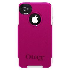 OtterBox Commuter Series for iPhone 4/4S - 1 Pack - Carrying Case - Hot Pink/White - http://yourperfectcamera.com/otterbox-commuter-series-for-iphone-44s-1-pack-carrying-case-hot-pinkwhite/