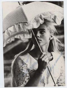 "Pia Degermark in ""Elvira Madigan"""