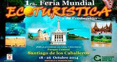 Publicado el 2 de julio de 2014 Revista El Cañero: Primera Feria Ecoturística Mundial en República Do...