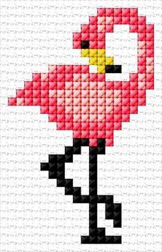 Tiny Cross Stitch, Cross Stitch For Kids, Cross Stitch Bookmarks, Cross Stitch Cards, Beaded Cross Stitch, Cross Stitch Animals, Counted Cross Stitch Patterns, Cross Stitch Designs, Cross Stitching