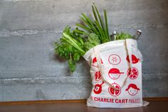 Celery Design Collaborative's Charlie Cart Project uses product design and branding to fight childhood obesity.