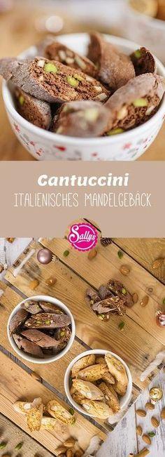Cantuccini, das kleine italienische Mandelgebäck gehört bei uns das ganze Jahr über in die Küche. Es ist einfach herzustellen und sehr variationsreich. Ich zeige euch meine zwei Lieblingsvarianten.