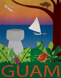 Guam. Where America's day begins.