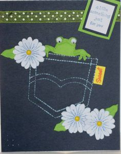 pocket froggie