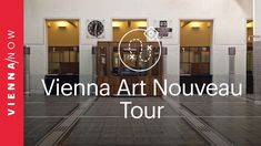 Art Nouveau has a fixed place in Vienna's architecture. Come with us and discover everything Art Nouveau in Vienna! Art Nouveau, Mirror, Architecture, City, Videos, Youtube, Arquitetura, Architecture Design