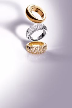 Chaumet  - Grains de Caviar rings | The House of Beccaria