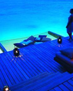 Candele a #led. Living in a #dream #arredo #giardino #garden #design #outdoor #moon