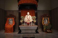 To remain somehow united with God. There are two ways: karmayoga and manoyoga. Householders practise yoga through karma the performance of duty.  The Gospel of Sri Ramakrishna (Photo: Sri Ramakrishna Ramakrishna Mission Delhi - 27 Oct 2016) #sriramakrishna #realization #sadhana #Knowledge #yoga #Meditation #karmayoga - http://bit.ly/1UyLydu