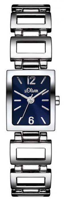 s.Oliver Armbanduhr  SO-3028-MQ versandkostenfrei, 100 Tage Rückgabe, Tiefpreisgarantie, nur 59,95 EUR bei Uhren4You.de bestellen