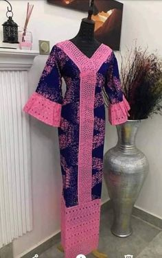 nigeriandressstyles africandressstyles nigeriandressstyles africandressstyle - The world's most private search engine African Dresses For Kids, African Maxi Dresses, Latest African Fashion Dresses, African Attire, African Print Fashion, Nigerian Dress Styles, African Fashion Traditional, African Lace Styles, Afro