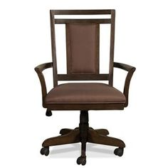 Promenade Desk Chair I Riverside Furniture