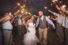CHARLESTON WEDDINGS - Rob + Jessica's Lowcountry wedding by Chancey Charm and Richard Bell Photography