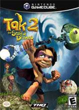 Tak 2: The Staff of Dreams continues to follow Tak on his adventures against evil. However, players take on the role of a more experienced Tak as he goes on an epic adventure that will require him to learn all new Juju magic in order to recover the Nightmare Scepter and defeat the evil shaman, Tlaloc, once and for all.