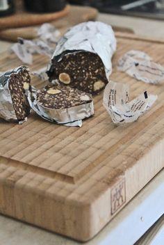 Salame di cioccolato - Emilia Romagna