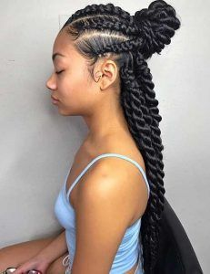 63 Best Protective Hairstyle That Look Amazing | New Natural Hairstyles