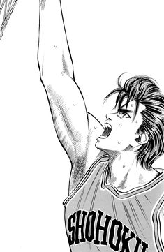 Manga Anime, Slam Dunk, Slammed, Otaku, Illustrations, Club, Sports, Sleeves, Hipster Stuff